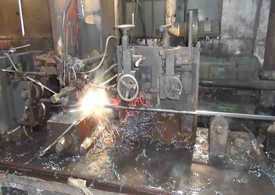 Tube/pipe Solid State Induction Welding Equipment