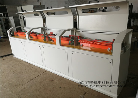 Cold Rolled Ribbed Rebar Induction Annealing Line