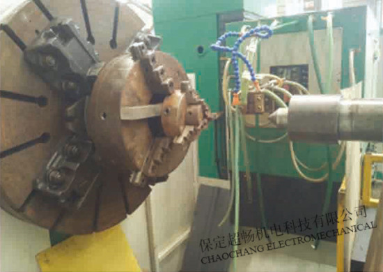 Induction Hardening Machine for Shaft & Gear