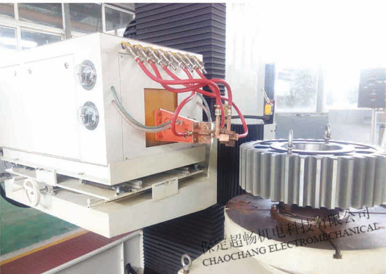 CNC Indexing Single-tooth Hardening Machine