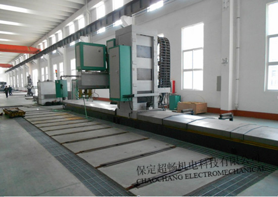 Slideway Guide Induction Hardening Machine